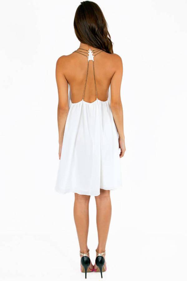 Cherish Chain Dress