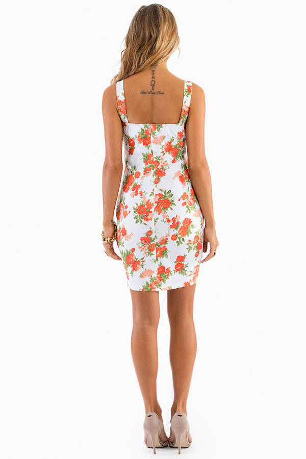 Fun & Roses Bodycon Dress