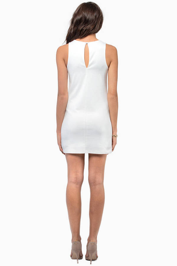 Getting Slitty Dress