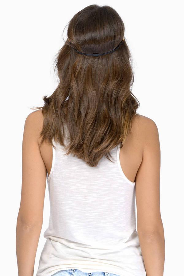 Shalom Headband