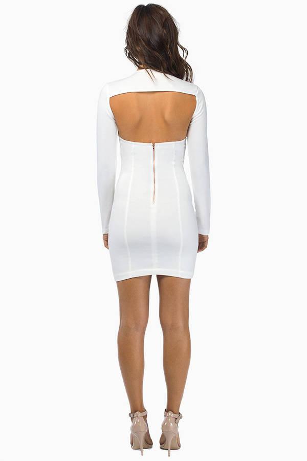Nameless Bodycon Dress
