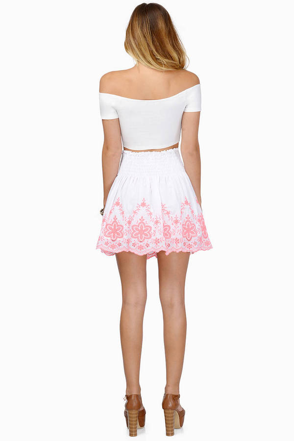 Hold Me Close Skirt