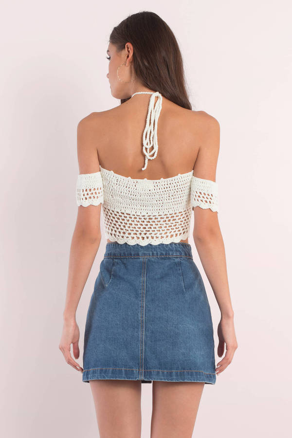 Shop Urban Outfitters for the latest crop top and tank top styles. We have all the crop styles you're looking for to dress up or wear as an every day look. Sign .