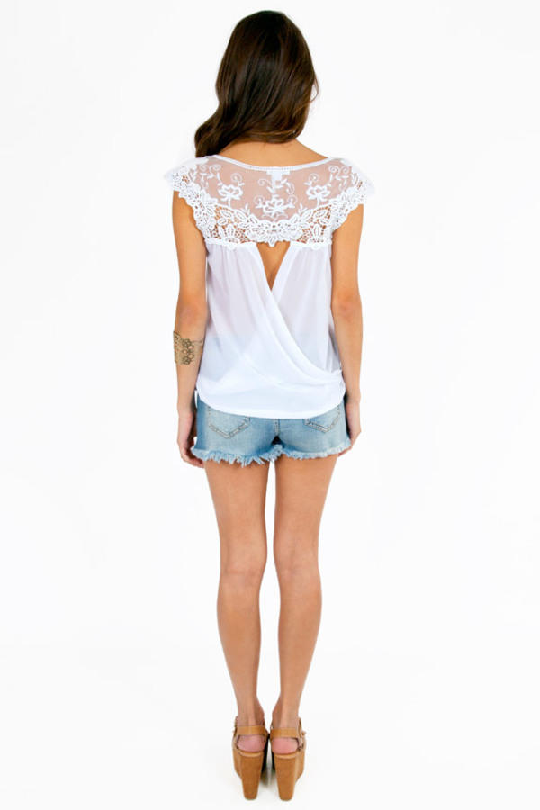 Sheer Pedals Top