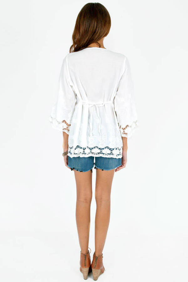 Sierra Embroidered Tunic