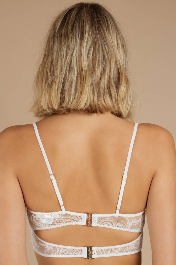 98a596bc3320 ... For Love and Lemons For Love And Lemons Sophie White Corset Bra