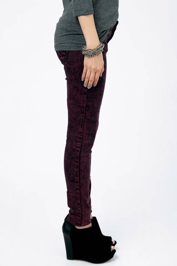 Acid Rain Skinny Jeans