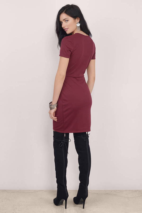 In Season Tulip Dress