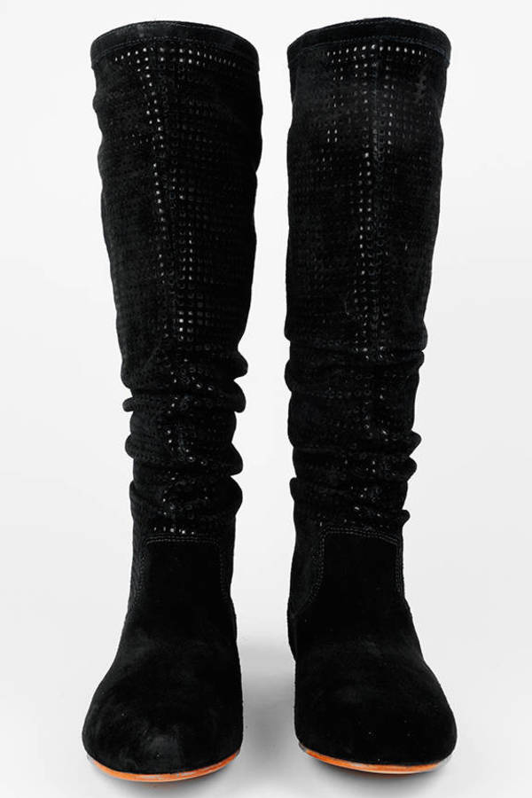 99b0da7e2b9 Abilene Perforated Boots