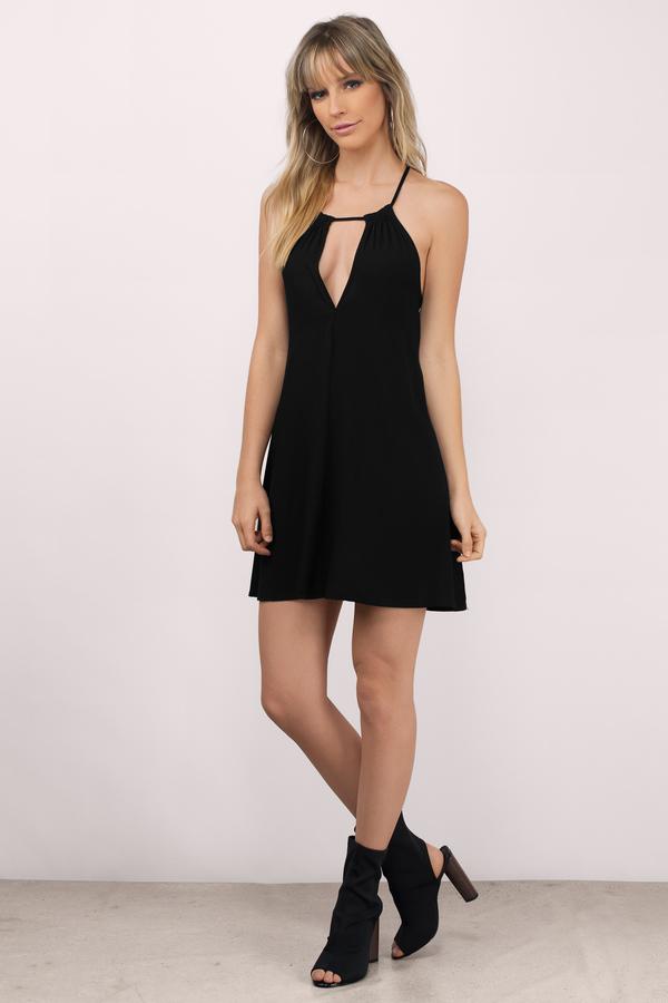 Sexy shift dress