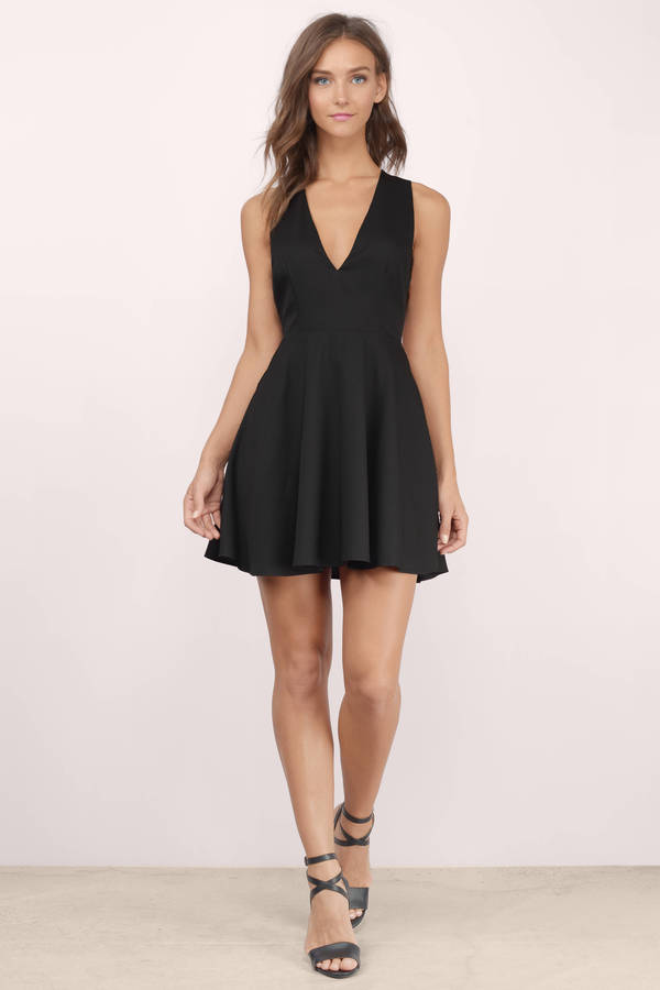 Cocktail Skater Dress