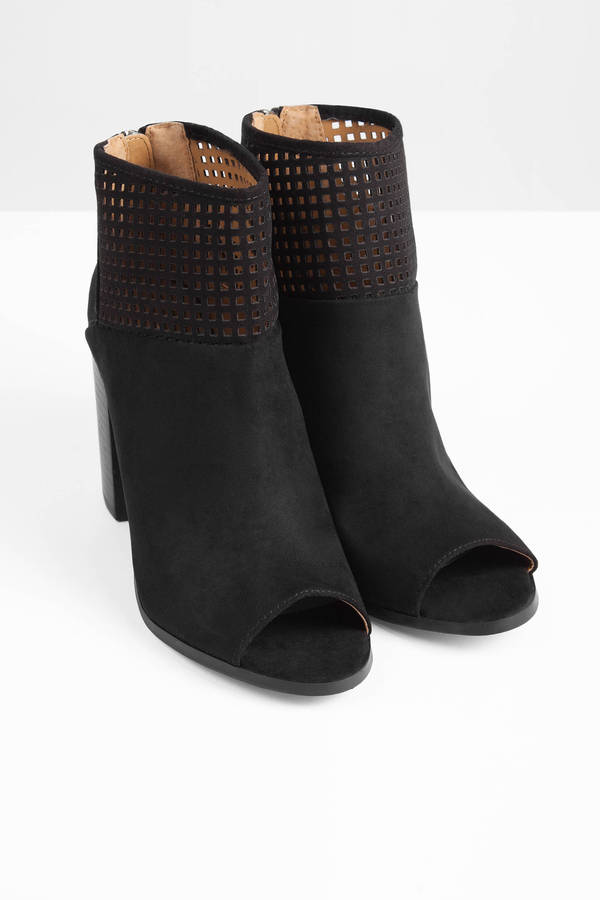 Find a great selection of women's peep-toe ankle boots and open-toe ankle boots at bestsupsm5.cf Shop top brands like Steve Madden, Sam Edelman, Vince Camuto and more. Always free shipping & .