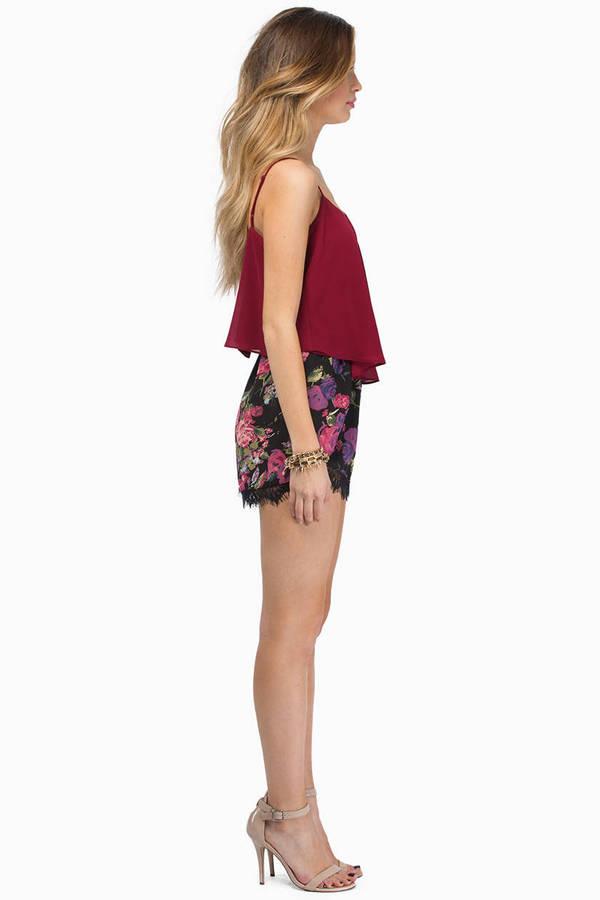 California Queen Shorts