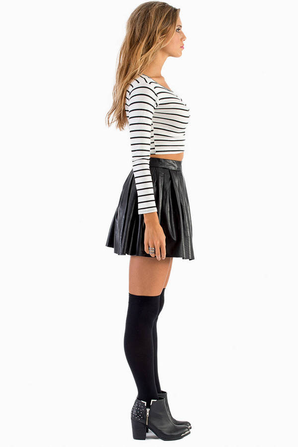 Danger Zone Skirt