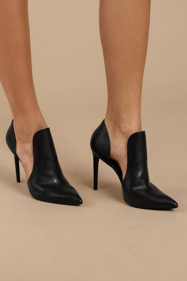 Heels For Women High Heel Shoes Black Heels Online Tobi