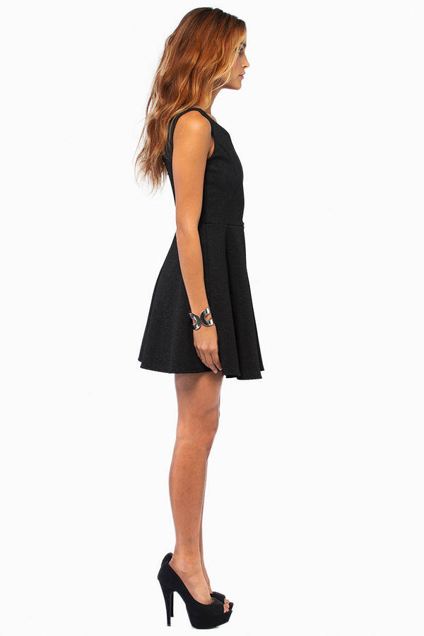 Down With Me Skater Dress