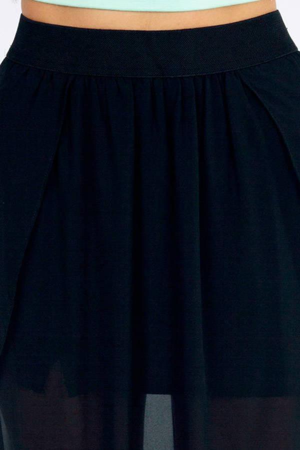 Emsee Slit Maxi Skirt