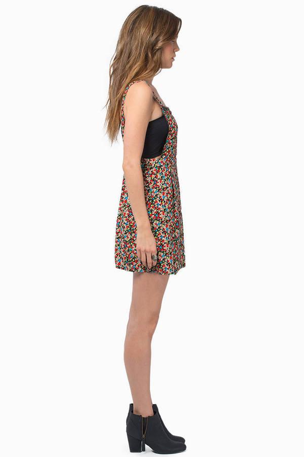 Vanessa Overall Dress