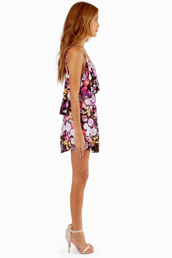 What the Floral Dress