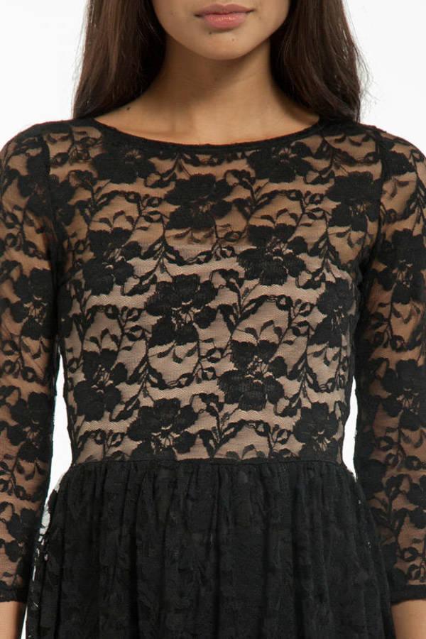 Havana Lace Dress