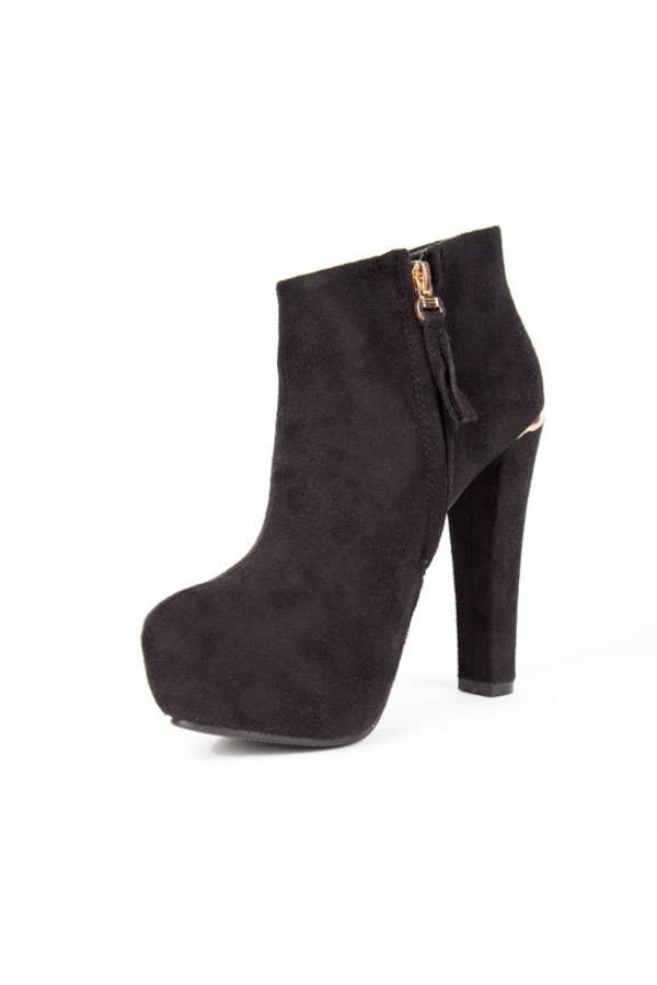 Head Over Heels Bootie
