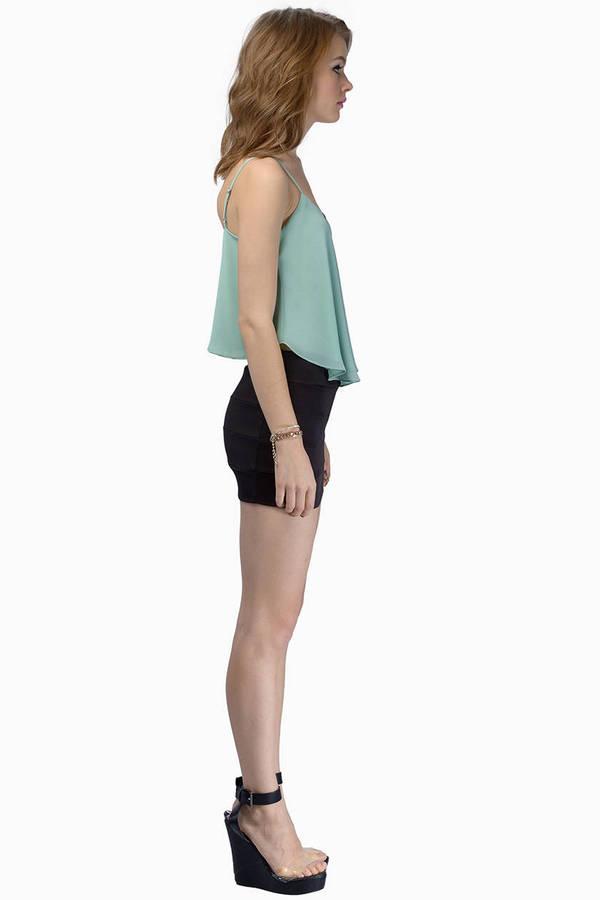 Heart Breaker Mini Skirt