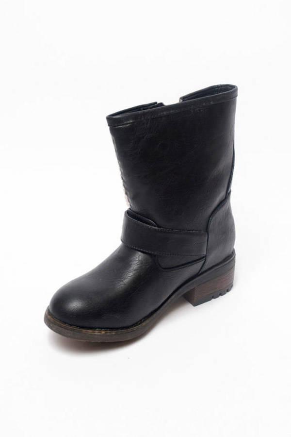 Italo Moto Boots