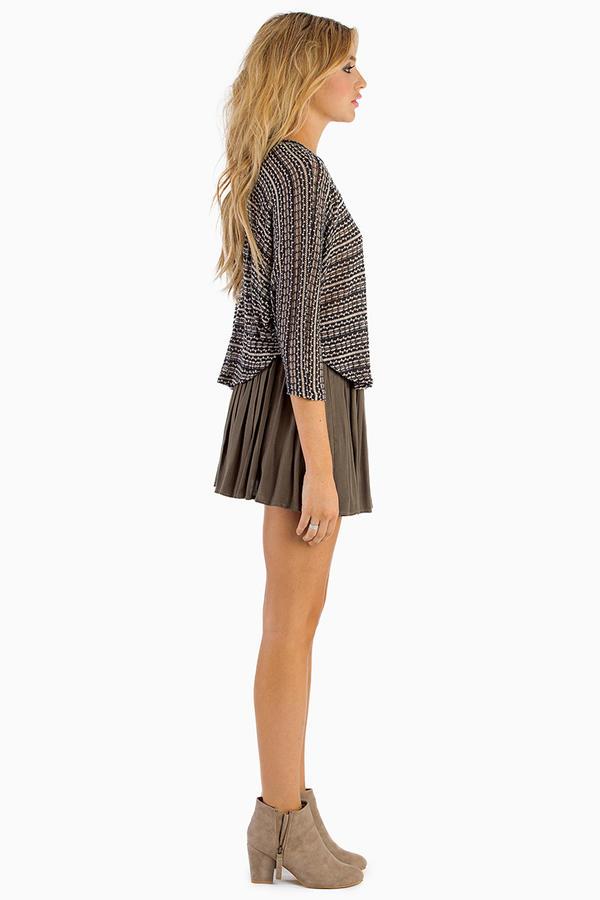 Just Knitting Sweater