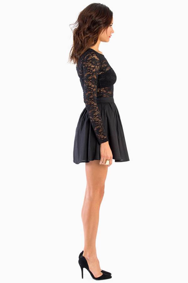 Katerina Skater Dress