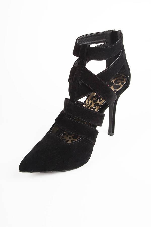 Livia Strappy Heels