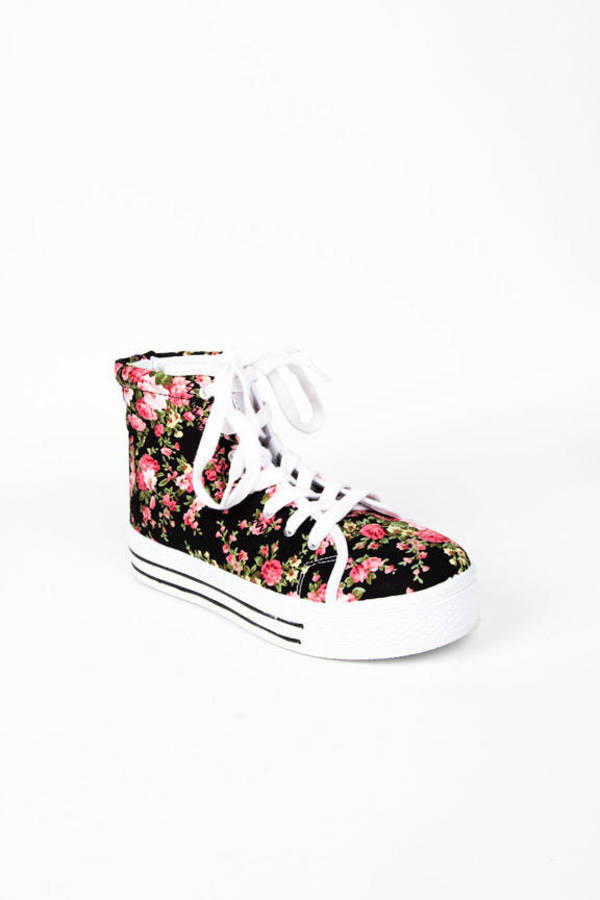 Maniac Floral Sneakers
