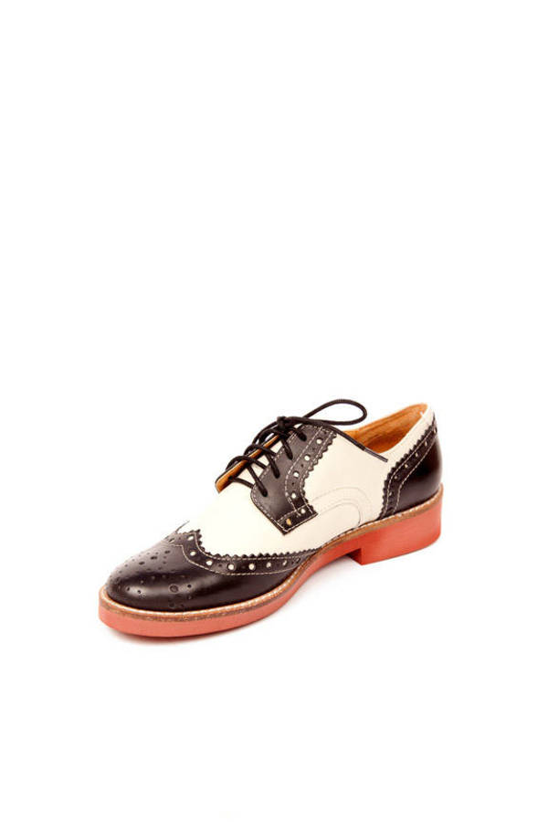 Steven by Steve Madden Banx Oxfords