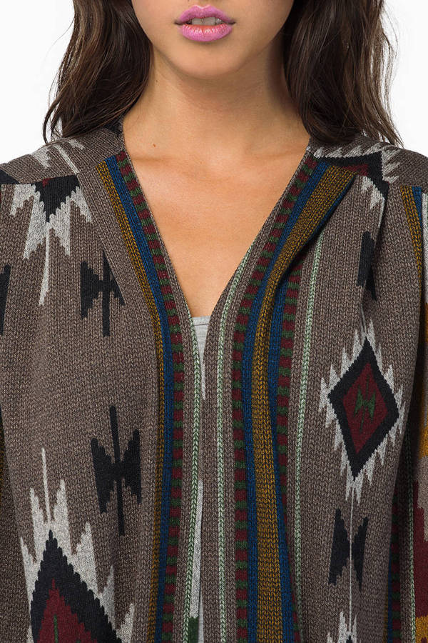 Native Breeze Cardigan