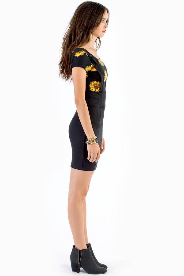 Olivia Overalls Skirt