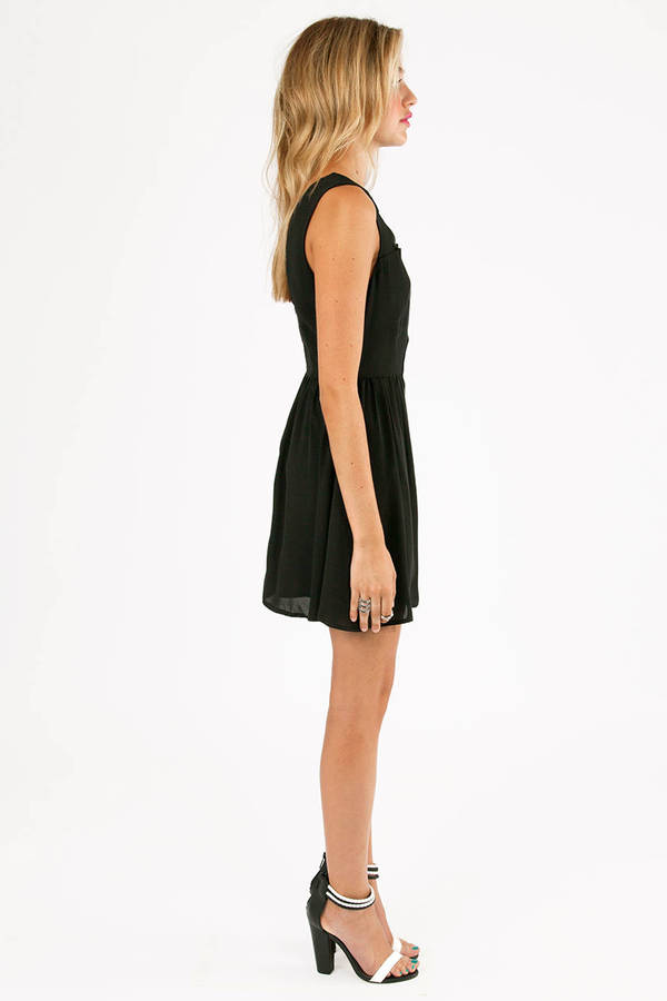 Pippy Cutout Dress