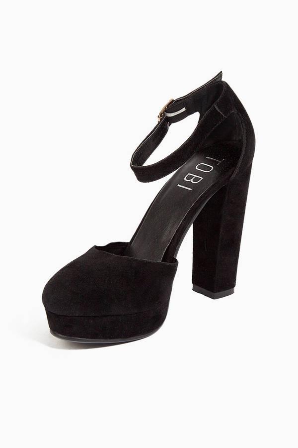 Pretty Penny Platform Heels