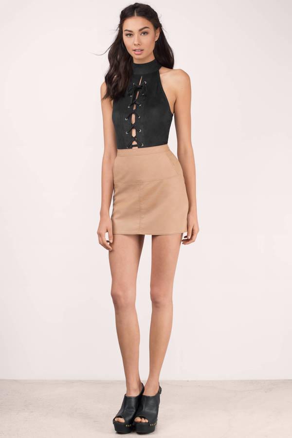 Sexy Black Bodysuit - Lace Up Bodysuit - Black Bodysuit - S  22 ... 11d2df0ff