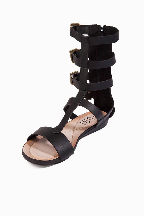 Recharged Gladiator Sandal