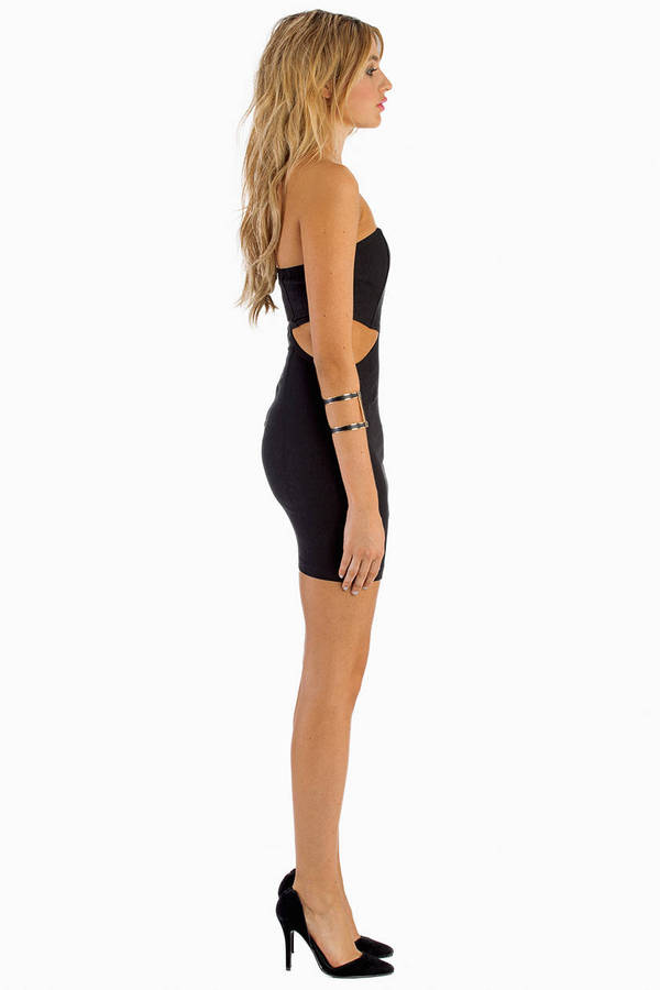 Sit Tight Bodycon Dress