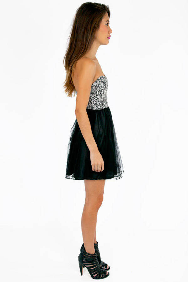 Speed Lacer Dress