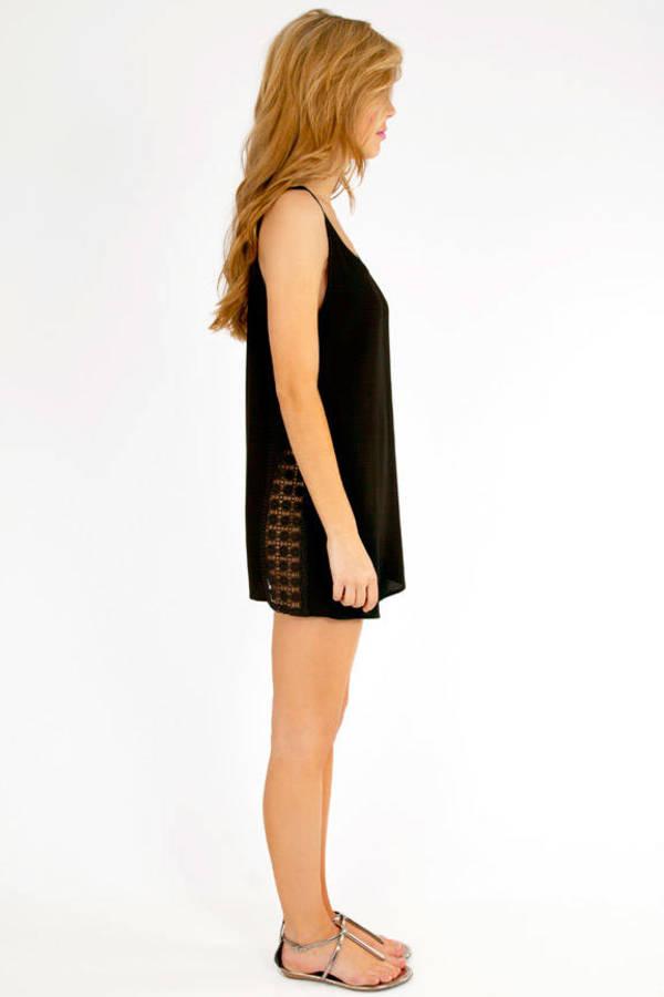 Suhn On My Side Dress