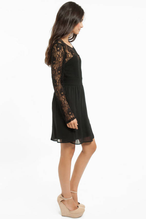 Sweethearts Lace Dress