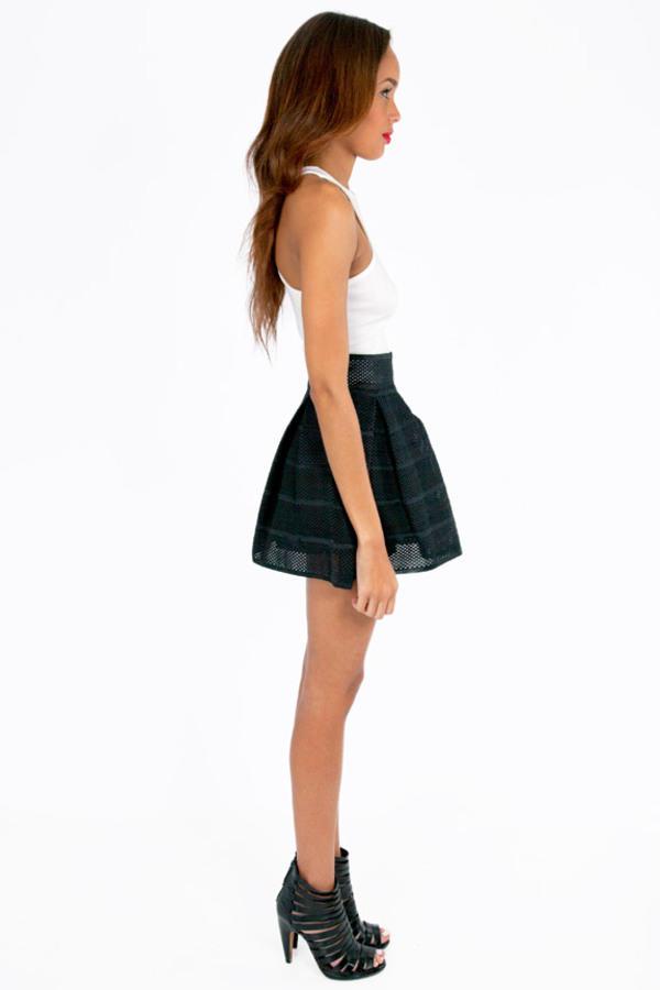 Tamika Skater Skirt