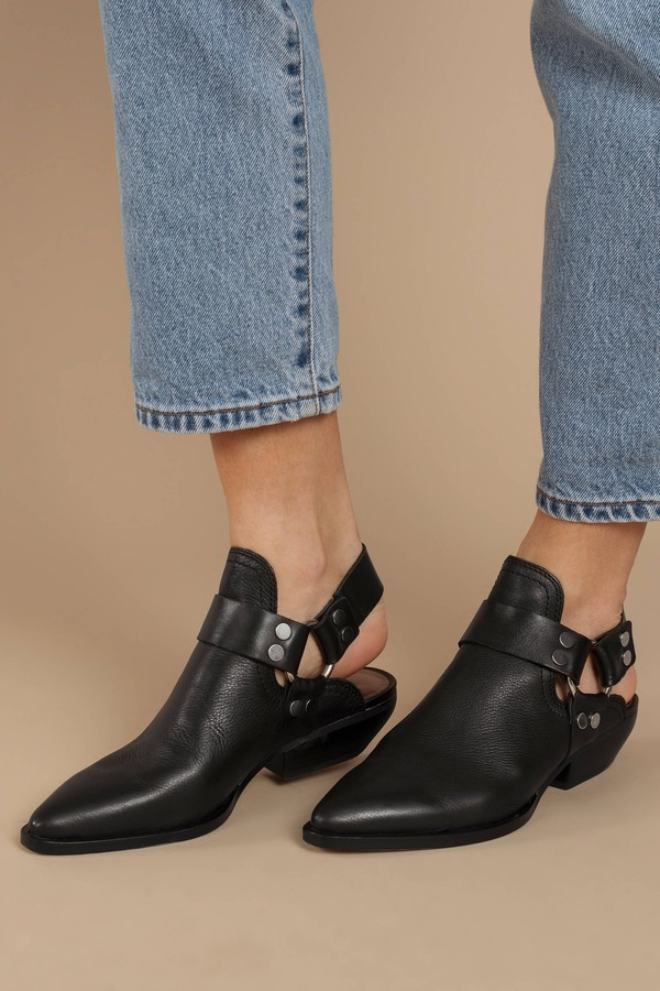43c1d1385f3 Urban Slingback Ankle Boots