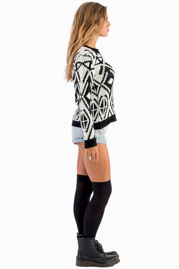 Arrowhead Sweater