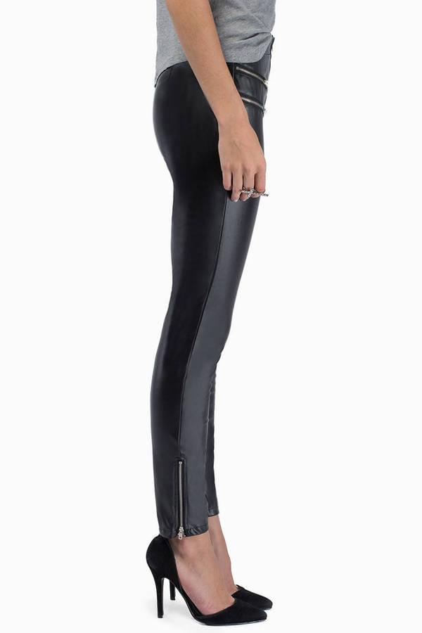 Zadie Zippered Leggings