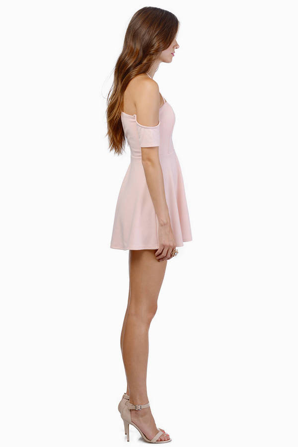 Double Dare Skater Dress