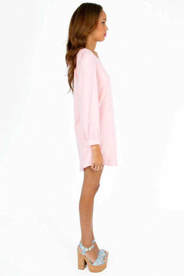 Get Shifted Shift Dress