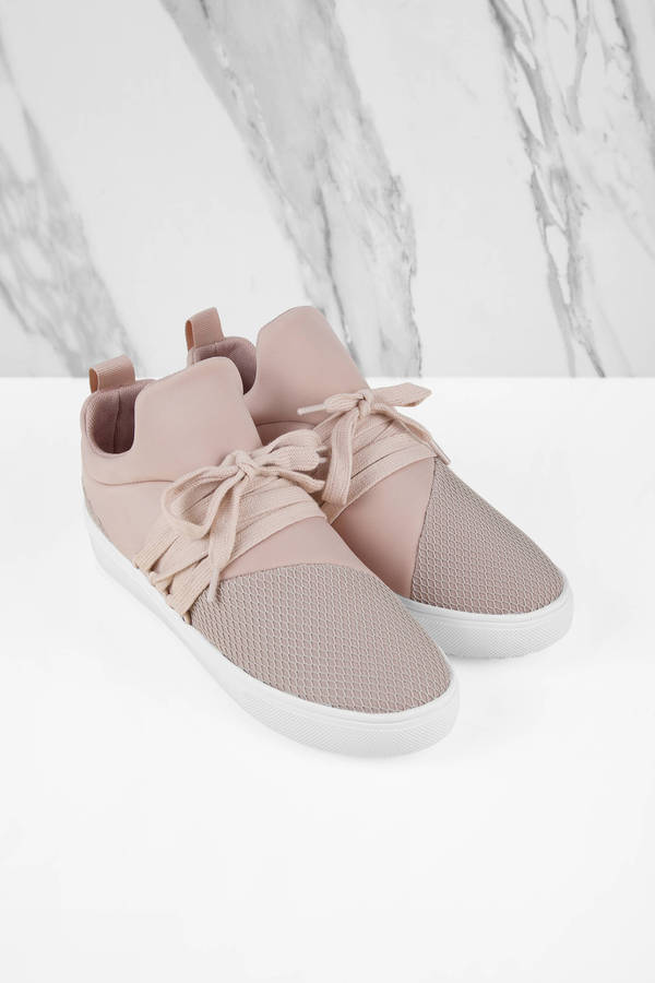 33880073774 Pink Steve Madden Sneakers - Designer Sneakers - Pink Hi Top ...