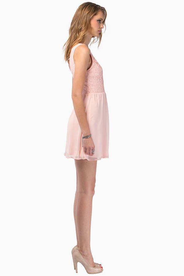 Late Night Addie Dress